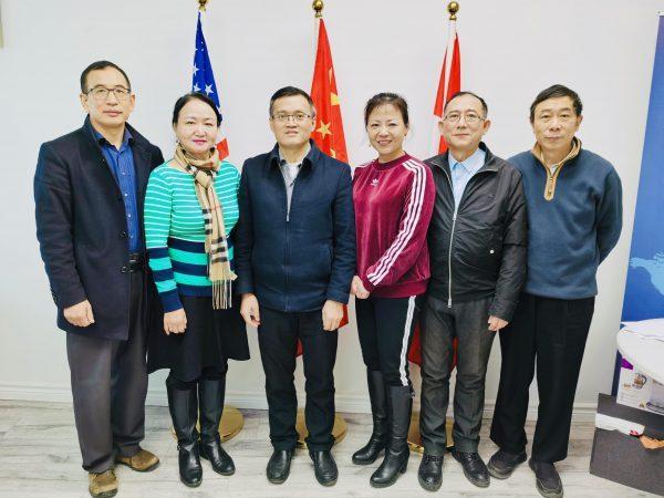 北美华文传媒协会2020年第一次工作会议在大多伦多举行